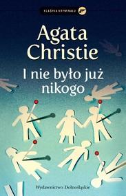 okładka I nie było już nikogo, Książka | Christie Agata