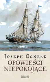 okładka Opowieści niepokojące, Książka | Conrad Joseph