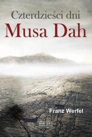 okładka Czterdzieści dni Musa Dah, Książka | Werfel Franz