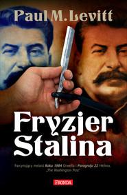 okładka Fryzjer Stalina, Książka | Paul M. Levitt
