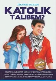 okładka Katolik talibem?, Książka | Kaliszuk Zbigniew