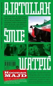 okładka Ajatollah śmie wątpić, Książka | Majd Hooman
