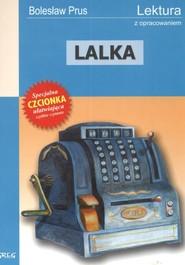 okładka Lalka Lektura z opracowaniem, Książka | Prus Bolesław
