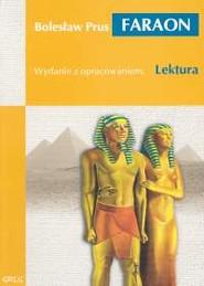 okładka Faraon Wydanie z opracowaniem, Książka | Prus Bolesław
