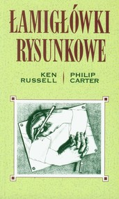 okładka Łamigłówki rysunkowe, Książka | Ken Russell, Philip Carter