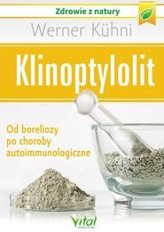okładka Aktywny zeolit klinoptylolit Od boreliozy po choroby autoimmunologiczne, Książka | Werner Kuhni