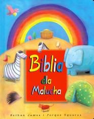 okładka Biblia dla malucha, Książka | James Bethan, Yorgos Sgouros