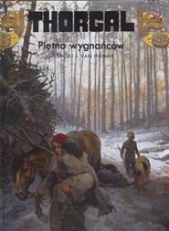 okładka Thorgal Piętno wygnańców Tom 20, Książka | Grzegorz Rosiński, Jean Hamme