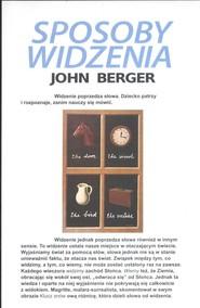 okładka Sposoby widzenia, Książka   Berger John