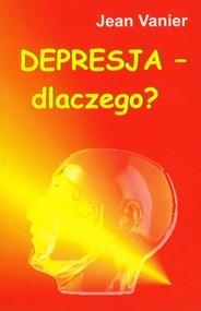 okładka Depresja - dlaczego?, Książka | Jean Vanier