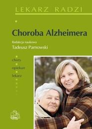 okładka Choroba Alzheimera, Książka |