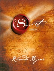 okładka Sekret, Książka | Rhonda Byrne