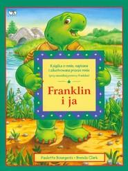 okładka Franklin i ja, Książka |