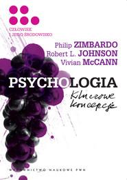 okładka Psychologia Kluczowe koncepcje Tom 5 Człowiek i jego środowisko, Książka | Philip G. Zimbardo, Robert L.  Johnson, McCann