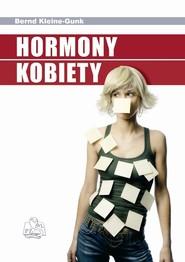 okładka Hormony kobiety, Książka   Kleine-Gunk Bernd