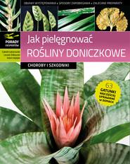 okładka Jak pielęgnować rośliny doniczkowe Choroby i szkodniki, Książka | Gabriel Łabanowski, Leszek Orlikowski, Wojdył