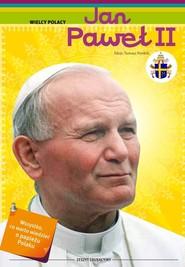 okładka Jan Paweł II Zeszyt edukacyjny, Książka | Tomasz Ponikło