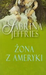 okładka Żona z Ameryki, Książka | Jeffries Sabrina