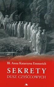 okładka Sekrety dusz czyśćcowych, Książka | Anna Katharina Emmerich