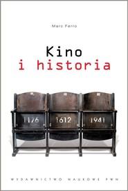 okładka Kino i historia, Książka   Ferro Marc
