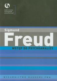 okładka Wstęp do psychoanalizy, Książka | Sigmund Freud