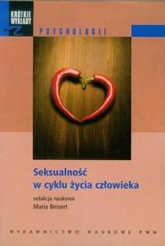 okładka Seksualność w cyklu życia człowieka, Książka |