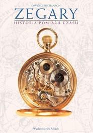 okładka Zegary Arcydzieła dawnych mistrzów, Książka | Christianson David