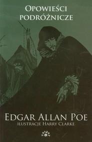 okładka Opowieści podróżnicze Tom 3. Książka | papier | Edgar Allan Poe