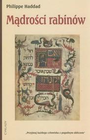 okładka Mądrości rabinów, Książka | Haddad Philippe