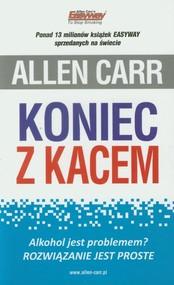 okładka Koniec z kacem, Książka | Carr Allen