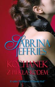 okładka Kochanek z piekła rodem, Książka | Jeffries Sabrina