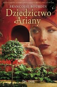 okładka Dziedzictwo Ariany, Książka | Boudin Francoise