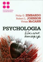 okładka Psychologia Kluczowe koncepcje Tom 4 Psychologia osobowości, Książka | Philip G. Zimbardo, Robert Johnson