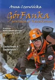 okładka GórFanka powraca w Karakorum, Książka | Czerwińska Anna