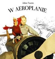 okładka W aeroplanie, Książka | Tuwim Julian