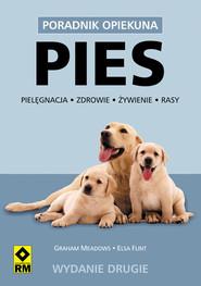 okładka Pies Poradnik opiekuna, Książka | Graham Meadows, Elsa Flint