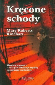 okładka Kręcone schody, Książka | Rinehart Mary Roberts