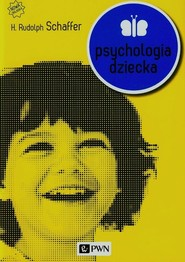 okładka Psychologia dziecka, Książka | Rudolpf H. Schaffer