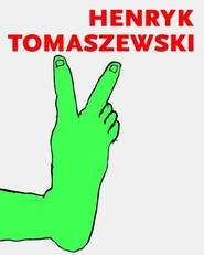 okładka Henryk Tomaszewski wersja polska, Książka |