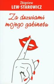 okładka Za drzwiami mojego gabinetu, Książka | Zbigniew Lew-Starowicz