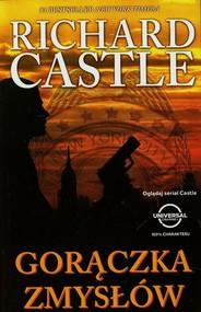 okładka Gorączka zmysłów, Książka   Castle Richard