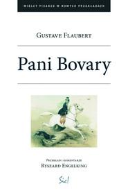 okładka Pani Bovary, Książka   Flaubert Gustave