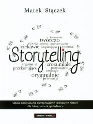 okładka Storytelling, Książka | Marek Stączek