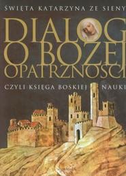 okładka Dialog o Bożej Opatrzności, Książka |
