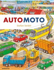 okładka Automoto, Książka   Seidel Stefan