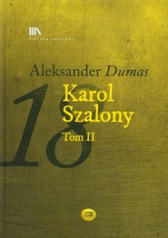 okładka Karol Szalony Tom 2, Książka | Dumas Aleksander
