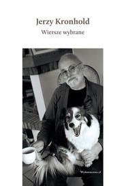 okładka Wiersze wybrane + CD, Książka | Kronhold Jerzy