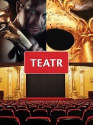 okładka Teatr, Książka | Siwiec Marcin