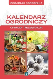 okładka Kalendarz ogrodniczy, Książka | Mazik Michał