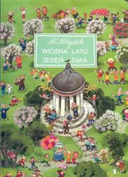 okładka Wiosna lato jesień zima 1001 drobiazgów, Książka | Mitgutsch Ali